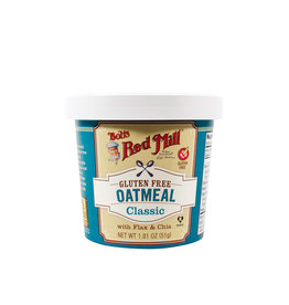 Bob's Red Mill Bobs Red Mill - Oatmeal Cups, Classic (51g)