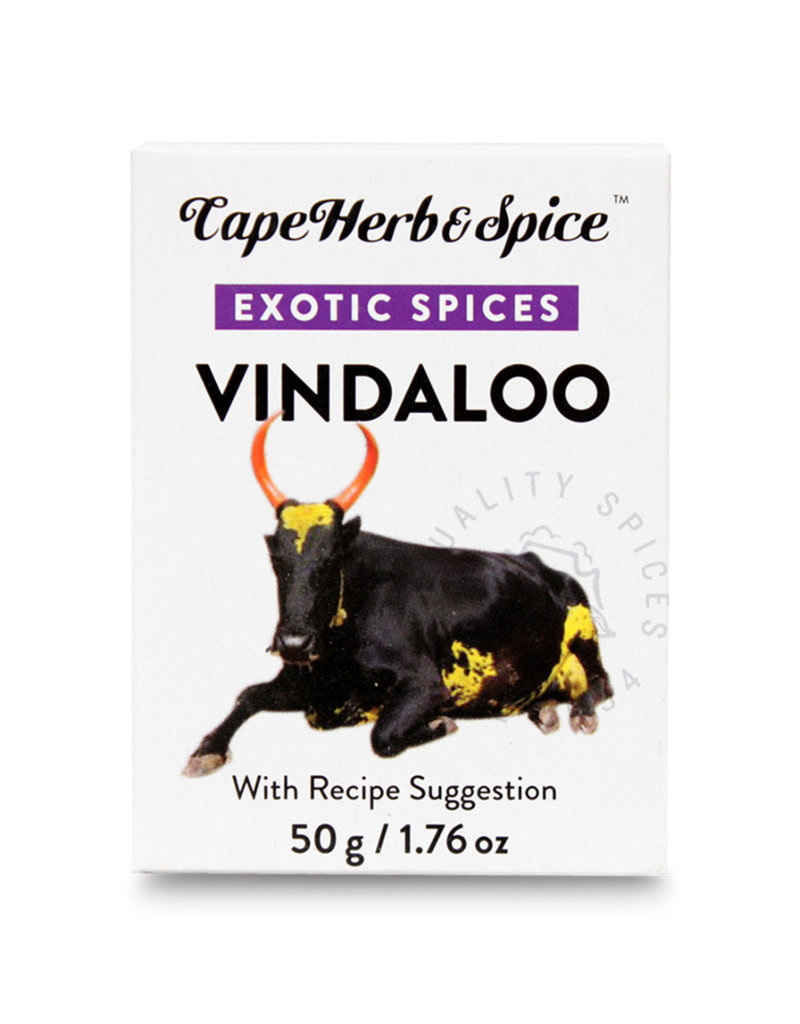 Cape Herb & Spice Co. Cape Herb & Spice - Exotic Spices, Vindaloo (50g)
