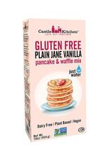 Castle Kitchen Castle Kitchen - Pancake & Waffle Mix, Gluten Free Plain Jane Vanilla