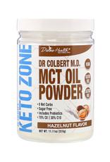 Divine Health Divine Health - MCT Oil Powder, Hazelnut