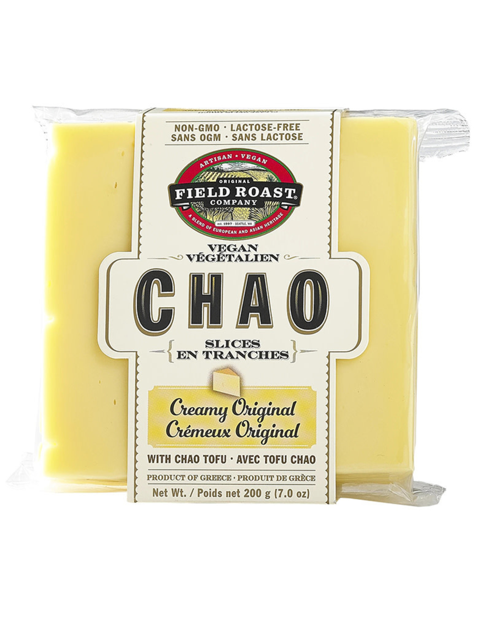 Field Roast Field Roast - Chao Cheese Slices, Creamy Original