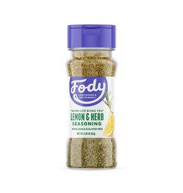 Fody Food Co. Fody - Seasoning, Lemon & Herb (65g)