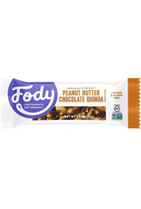 Fody Food Co. Fody - Snack Bar, Peanut Butter (40g)