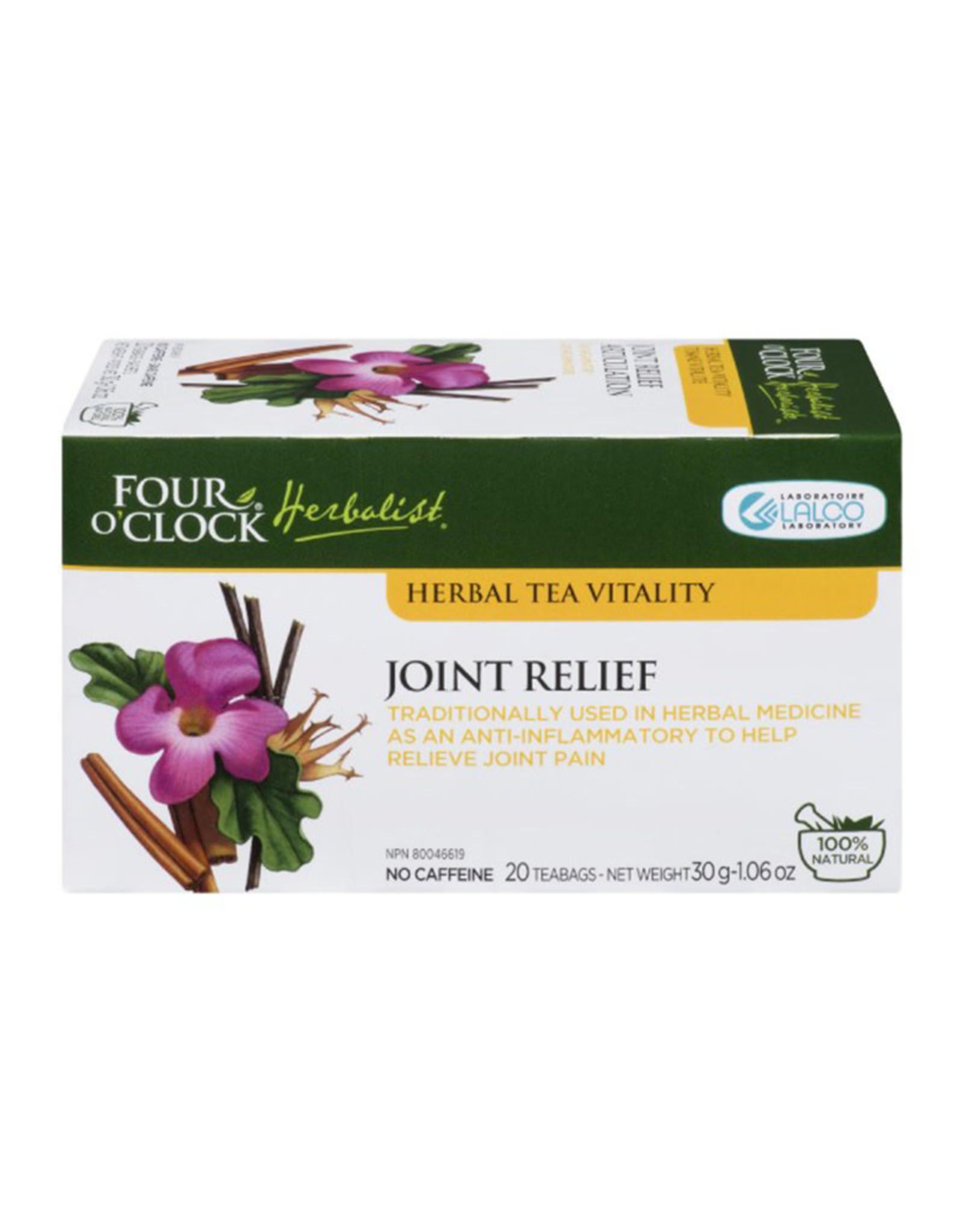 Four O'clock Four Oclock - Joint Relief Tea
