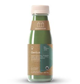 Greenhouse Juice Co. Greenhouse - Cold Press Juice, Genius (300ml)