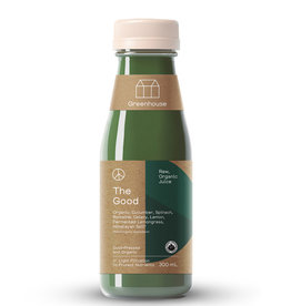 Greenhouse Juice Co. Greenhouse - Cold Press Juice, The Good (300ml)