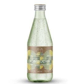 Greenhouse Juice Co. Greenhouse - Kombucha, Lime Herbal (340ml)