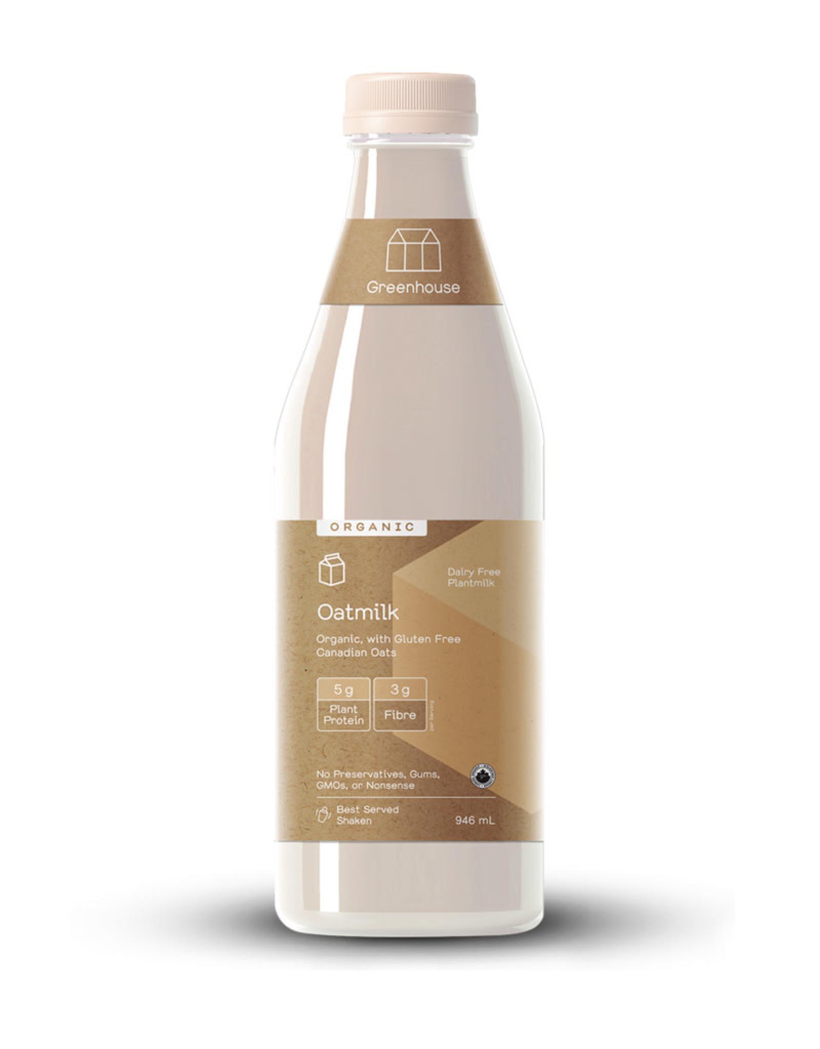 Greenhouse Juice Co. Greenhouse - Oat Milk (946ml)