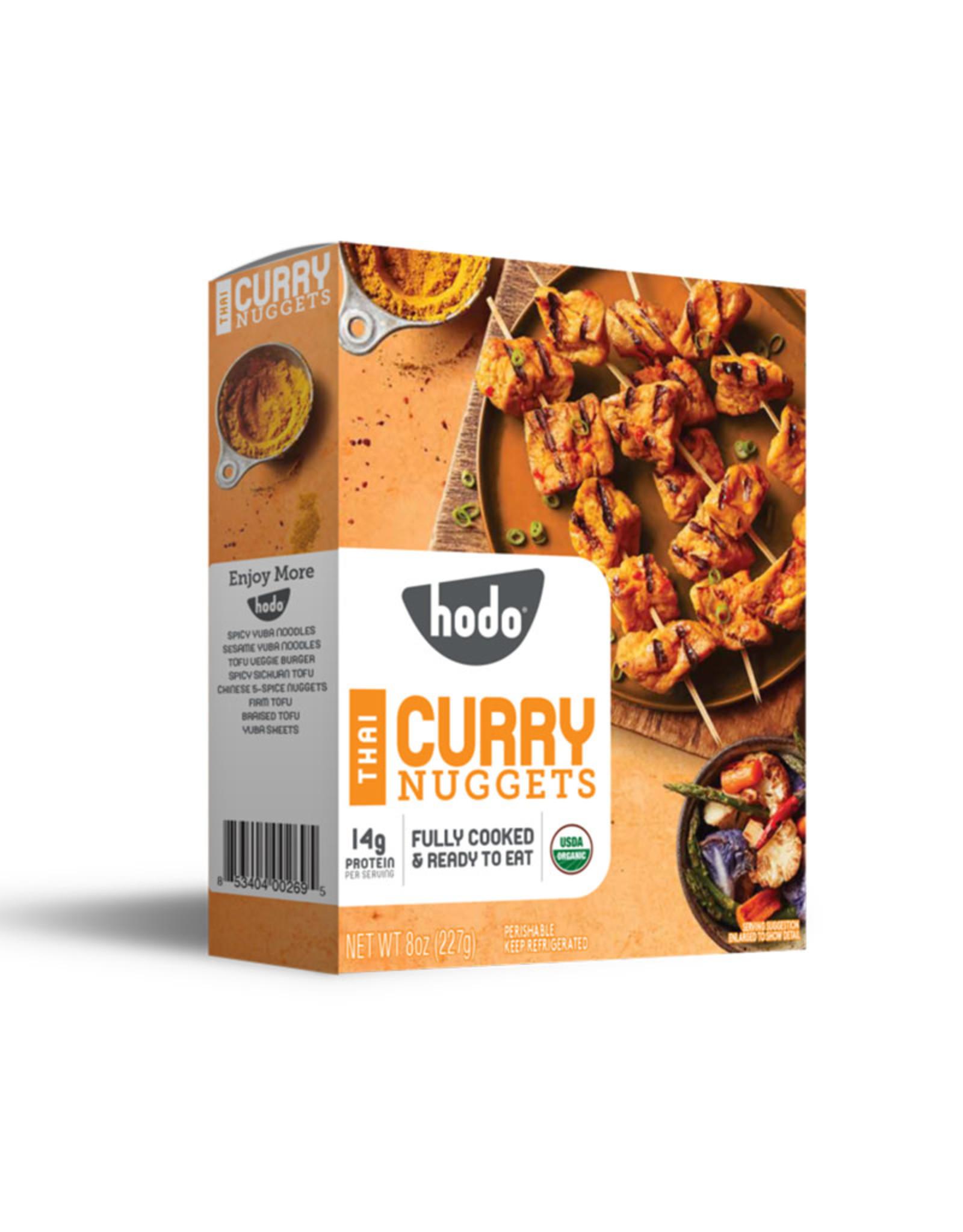 Hodo Foods Hodo Foods - Tofu Nuggets, Organic Thai Curry (227g)