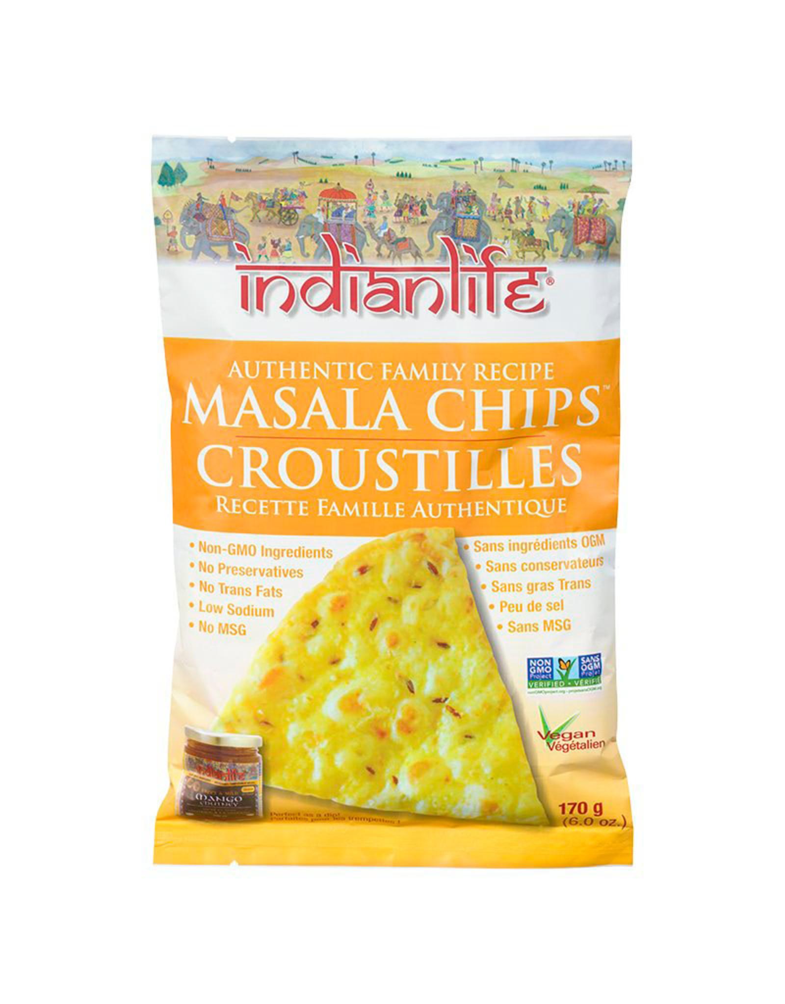 IndianLife IndianLife - Chips, Masala (170g)