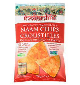 IndianLife IndianLife - Chips, Naan (170g)