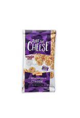 Just the Cheese Just The Cheese - Minis, Wisconsin Cheddar (14g)