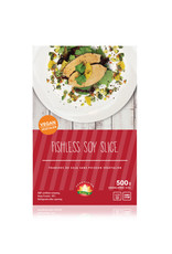 Kings Vegetarian Food Kings Vegetarian Food - Fishless Soy Slice