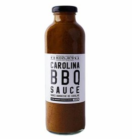 Kozliks Kozliks - BBQ Sauce, Carolina (470ml)
