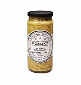 Kozliks Kozliks - Mustard, Herbed Rosemary