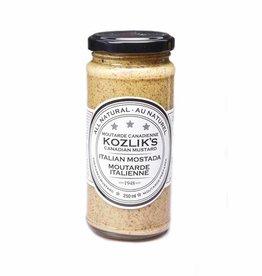 Kozliks Kozliks - Mustard, Italian Mostarda