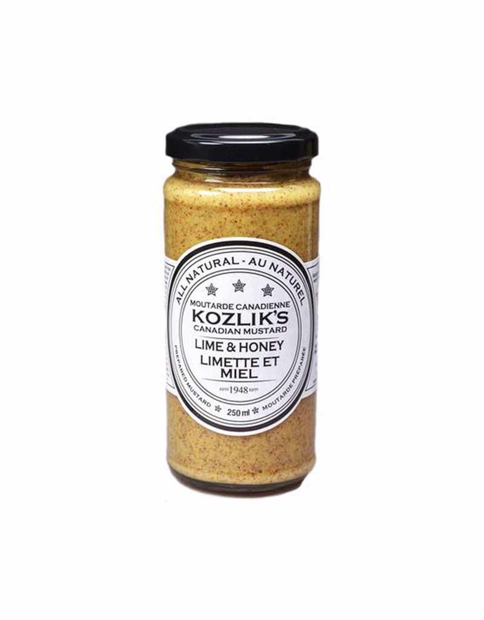 Kozliks Kozliks - Mustard, Lime & Honey