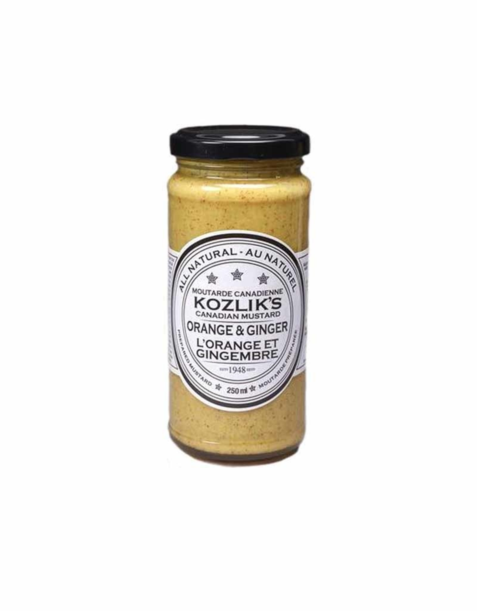 Kozliks Kozliks - Mustard, Orange & Ginger