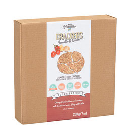 KZ Clean Eating KZ Clean Eating - Crackers, Tomato & Onion