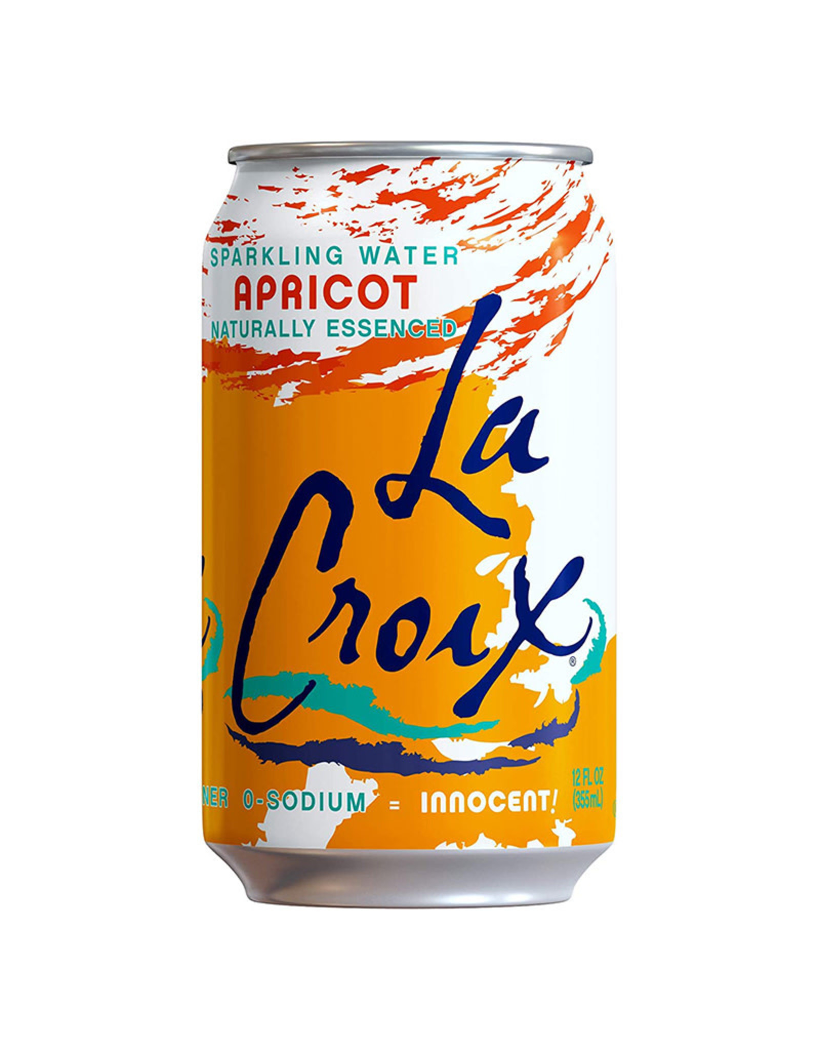 La Croix La Croix - Sparkling Water, Apricot (Single)