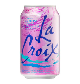 La Croix La Croix - Sparkling Water, Berry (Single)