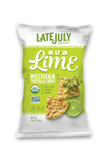 Late July Late July - Multigrain Snack Chips, Sub Lime