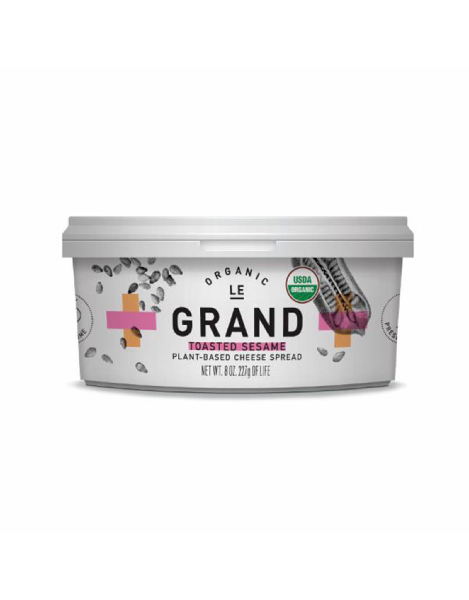 LeGrand LeGrand - Plant Based Cheese Spread, Sesame (227g)