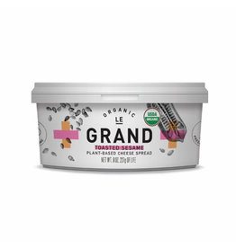LeGrand LeGrand - Plant Based Cheese Spread, Sesame (227g)