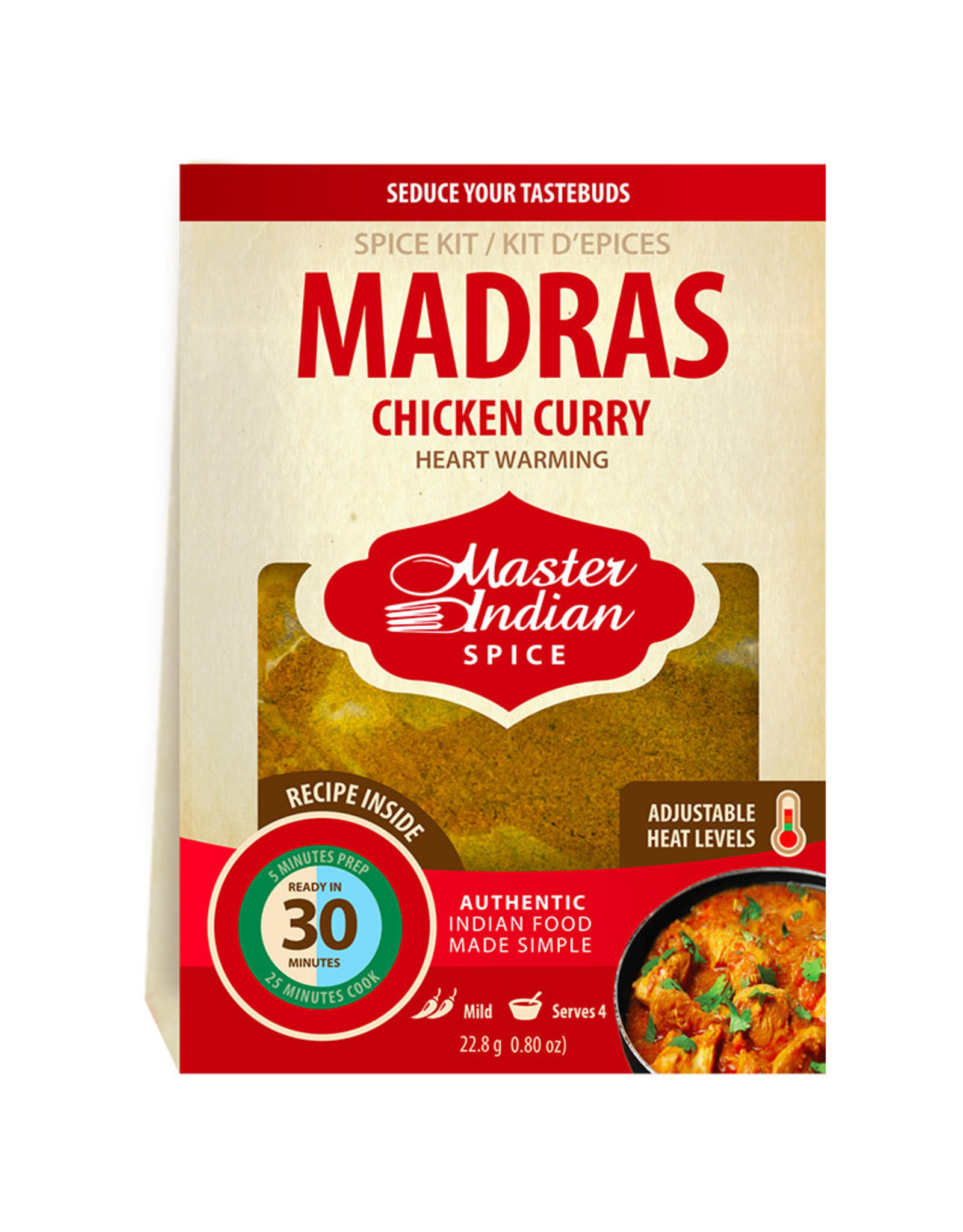 Master Spice Master Indian Spice - Madras