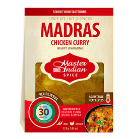 Master Spice Master Indian Spice - Madras