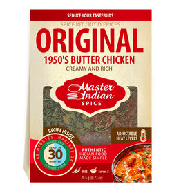 Master Spice Master Indian Spice -1950s Butter Chicken