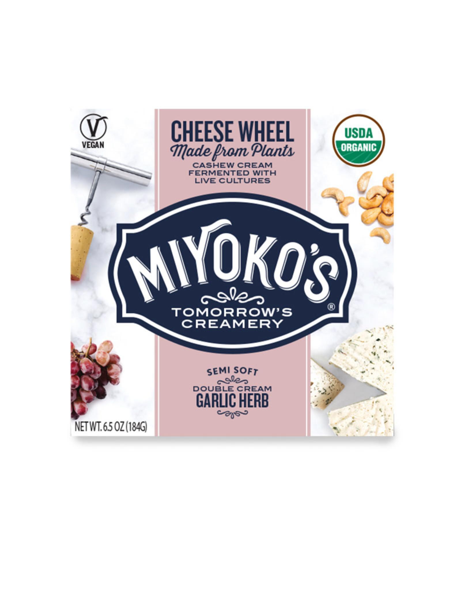 Miyoko's Kitchen Miyokos Kitchen - Cashew Cheese, Smoked Farmhouse (184g)