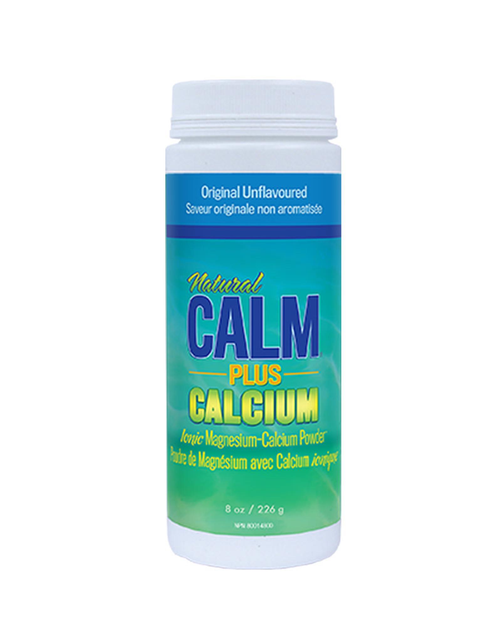 Natural Calm Canada Natural Calm Plus - Calcium, Plain (226g)