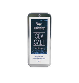 Newfoundland Salt Company Newfoundland Salt Company - Sea Salt Tin (10g)
