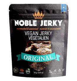 Noble Jerky Noble Jerky - Vegan Jerky, Original (70g)