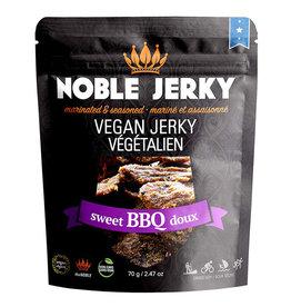 Noble Jerky Noble Jerky - Vegan Jerky, Sweet BBQ (70g)