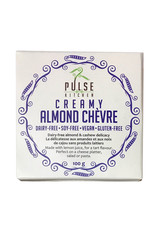 Pulse Kitchen Pulse Kitchen - Vegan Cheese, Almond Chevre (100g)