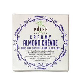 Pulse Kitchen Pulse Kitchen - Vegan Cheese, Almond Chevre (100g)