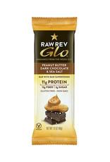 RAW Revolution Raw Revolution - Glo, Peanut Butter Dark Chocolate & Sea Salt