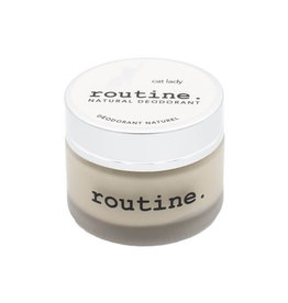 Routine Deodorant Routine - Cat Lady