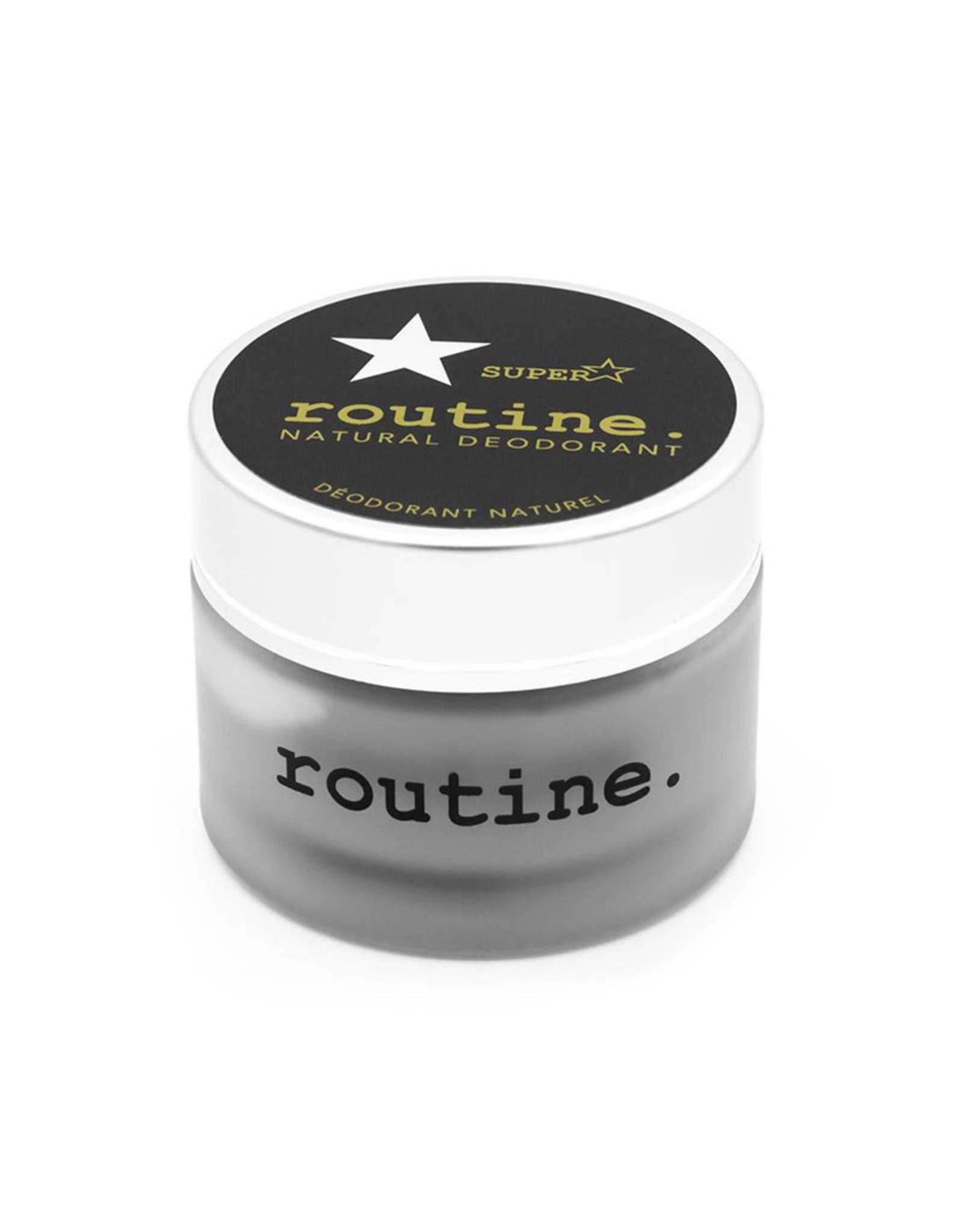 Routine Deodorant Routine - SuperStar