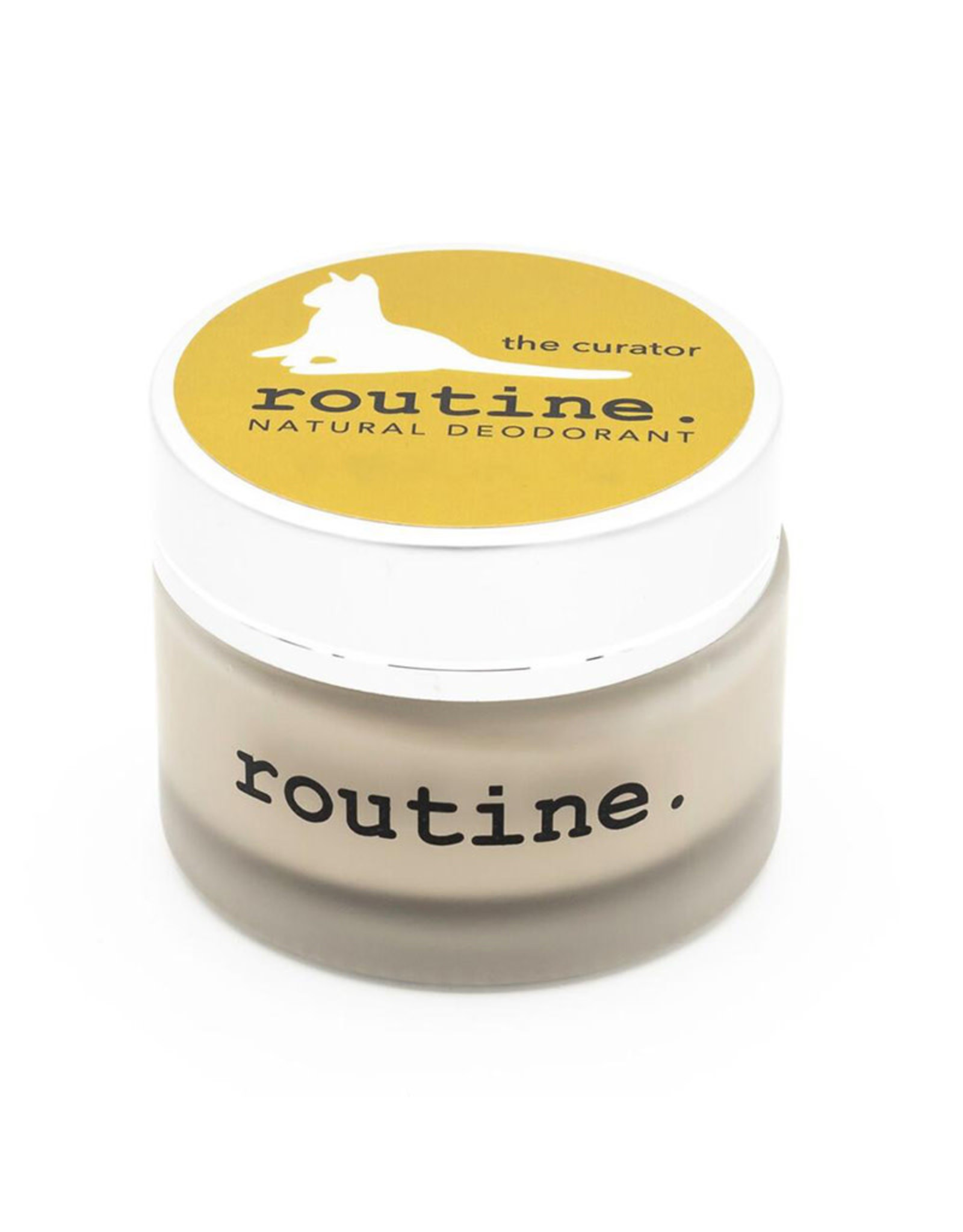 Routine Deodorant Routine - The Curator