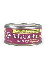 Safe Catch Safe Catch - Elite Wild Tuna, Cajun (142g)