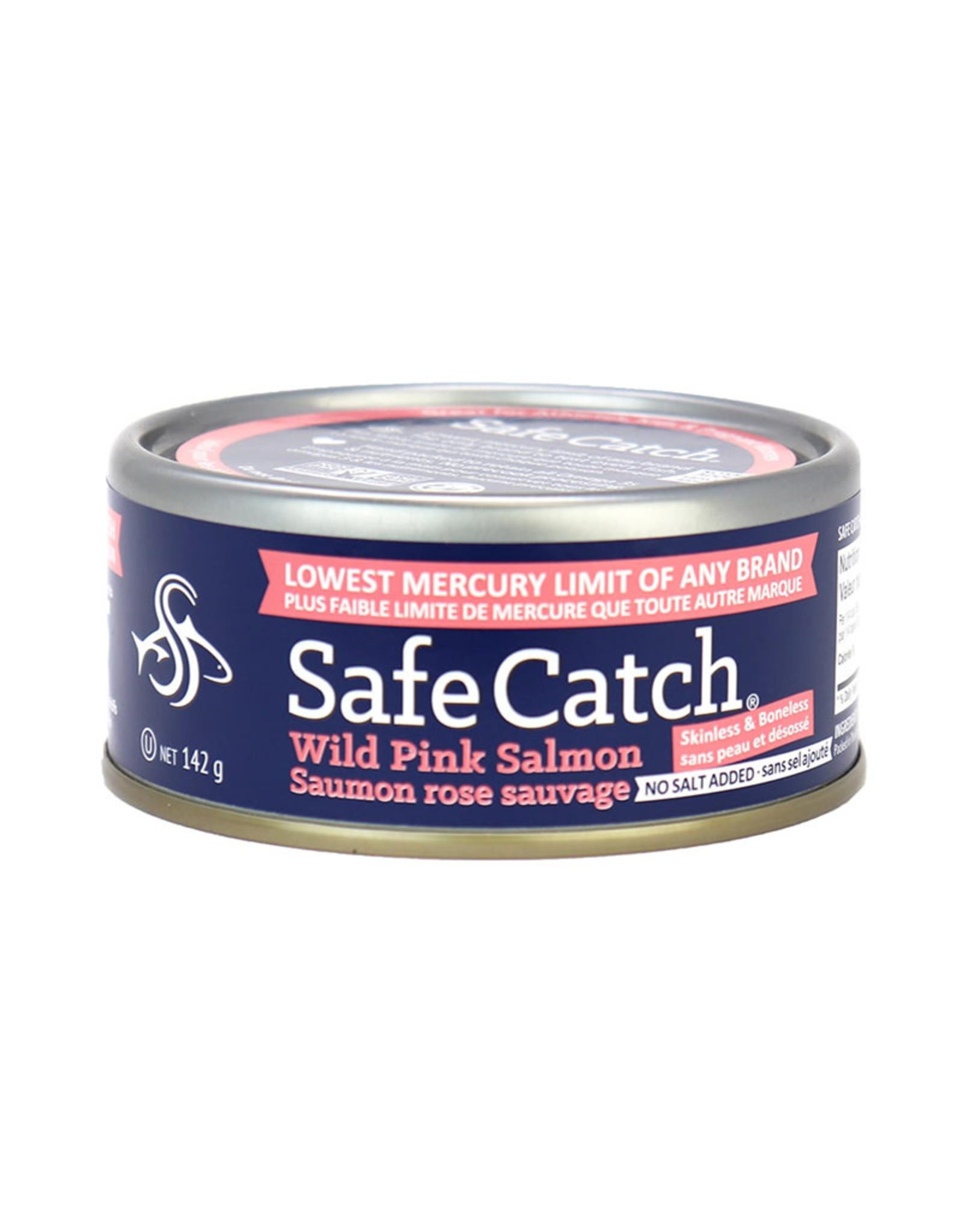 Safe Catch Safe Catch - Wild Pink Salmon, No Salt (142g)