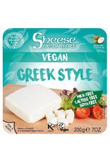 Sheese Sheese - Vegan Cheese Block, Greek Cheese (200g)