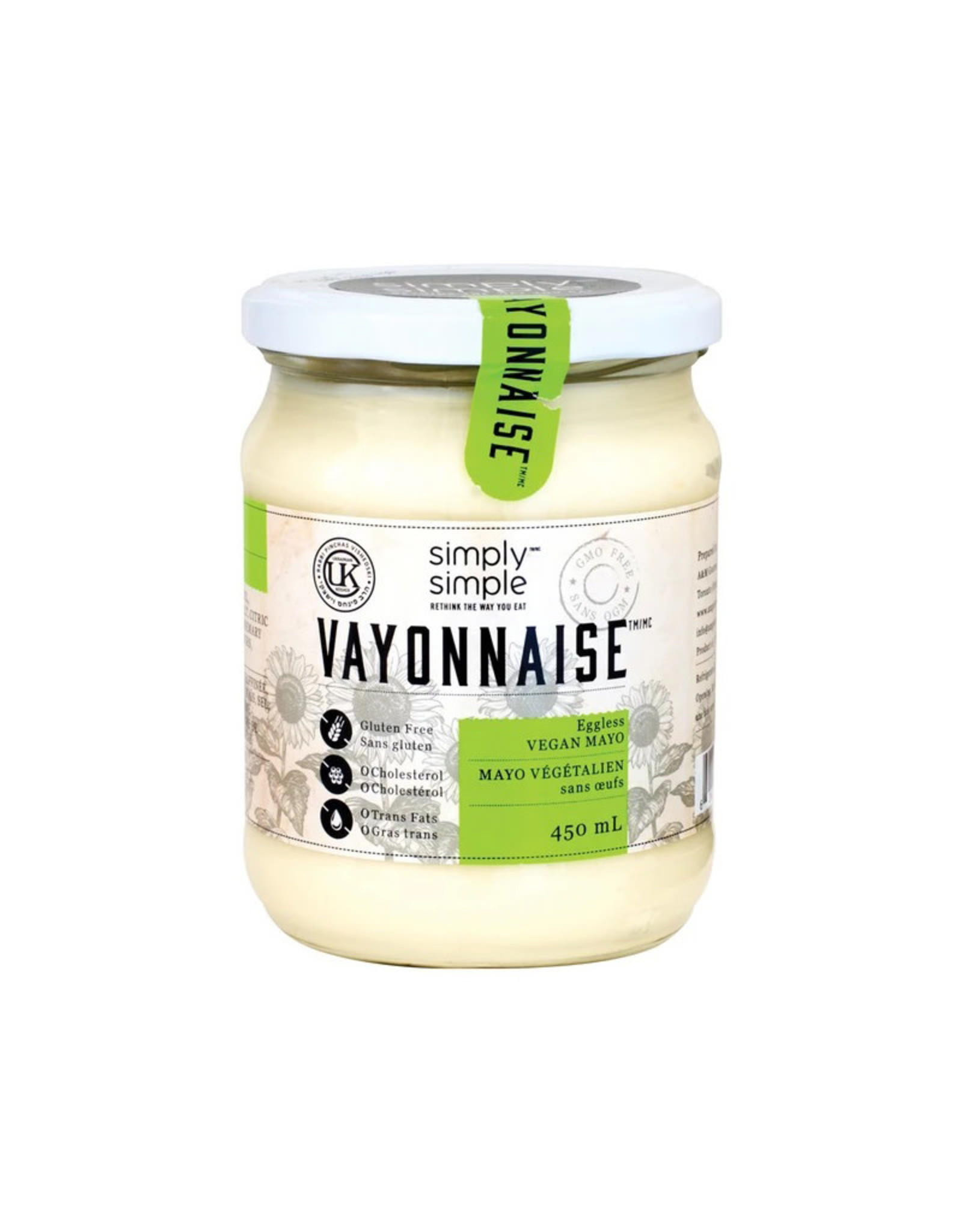 Simply Simple Simply Simple - Vayonnaise (450ml)
