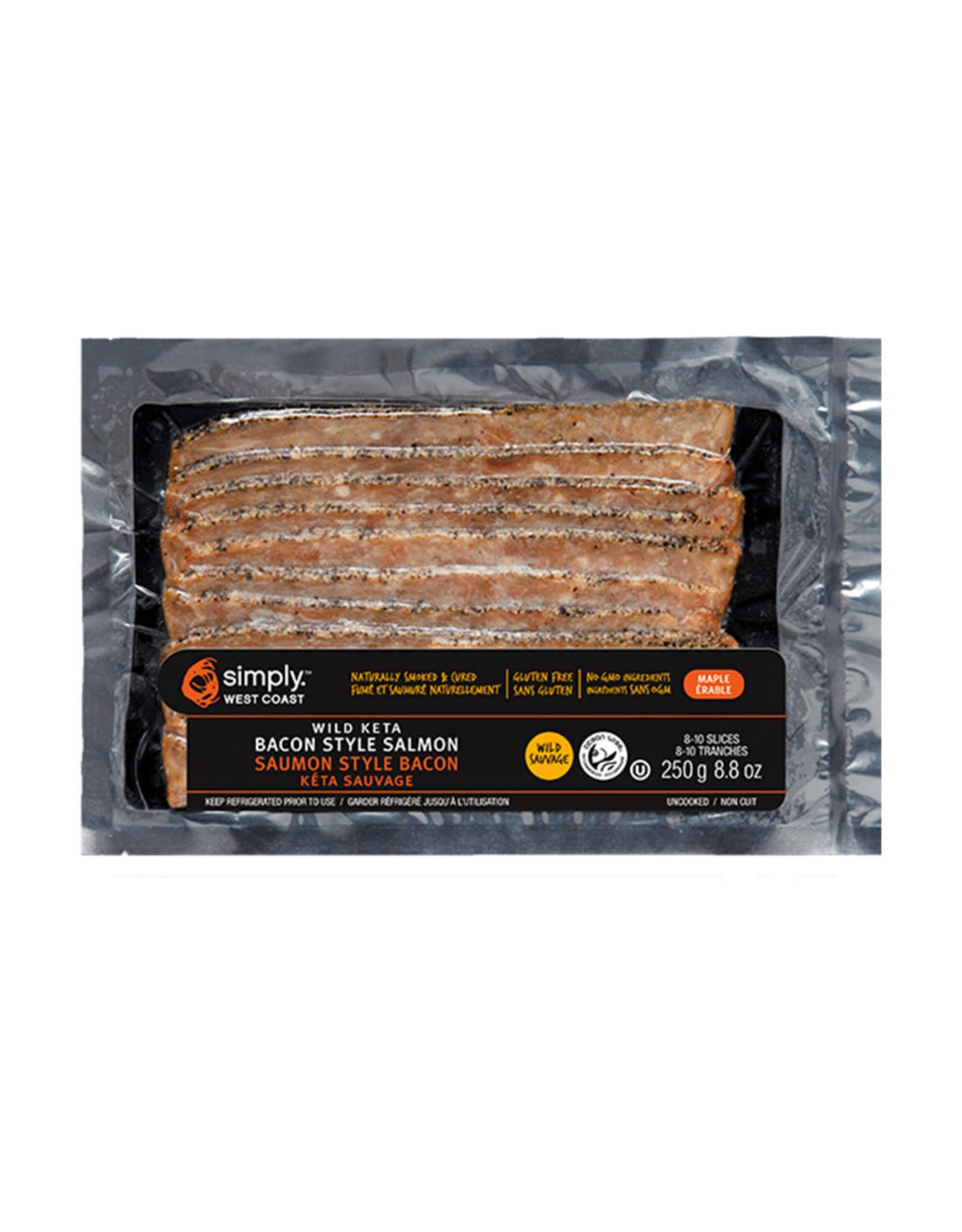 Simply West Coast Simply West Coast - Bacon Style Salmon