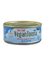 Sophie's Kitchen Sophies Kitchen - Vegan Canned Toona, Sea Salt (170g)