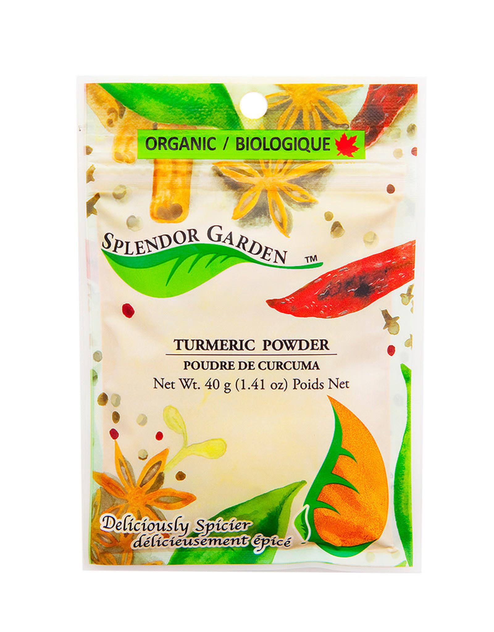 Splendor Garden Splendor Garden - Turmeric Powder