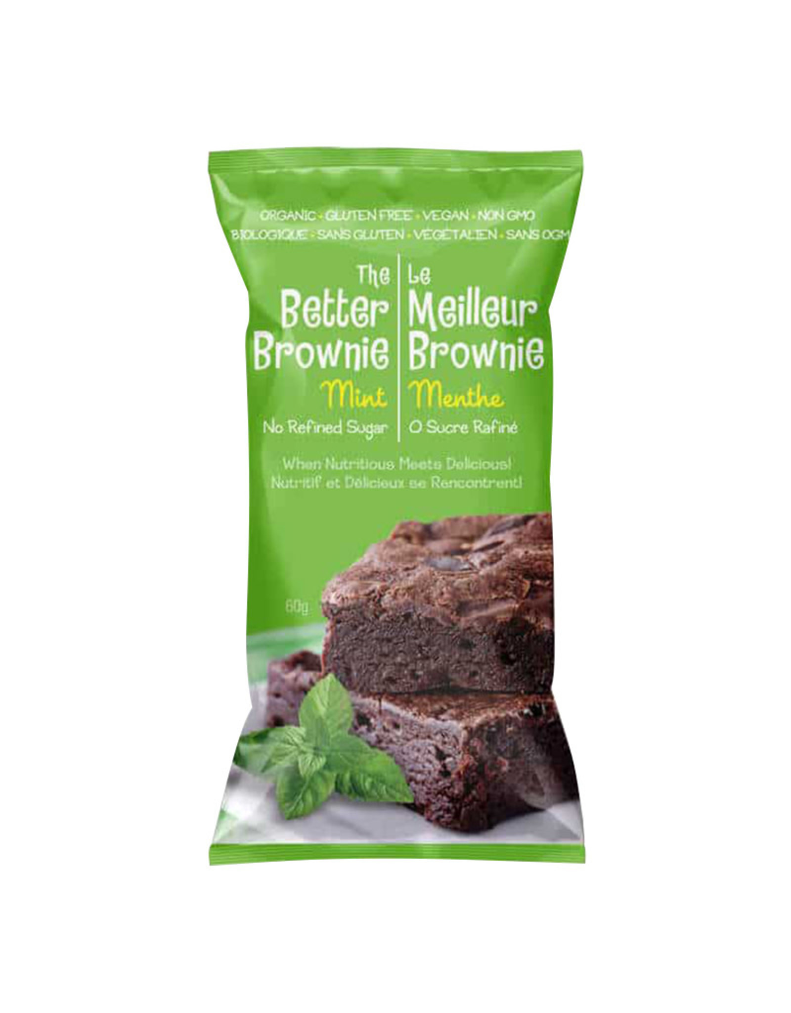 The Better Brownie The Better Brownie - Mint (60g)